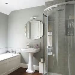 Art Deco Bathroom Ideas Shower Rooms Housetohome Co Uk
