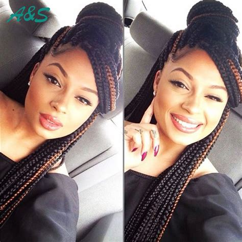 Different Hairstyles For Box Braids by Find More Bulk Hair Information About 18 Inch Box Braids