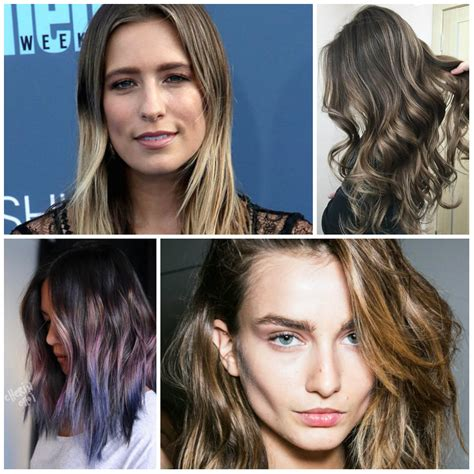 new colors for 2017 ad أحدث صبغات الشعر لـ2017 أنثى