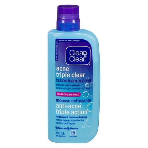 Acne Cleanser Scrub Beta Plus mousse nettoyante anti acn 233 clean clear