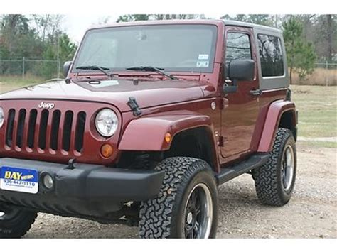 2007 Jeep Wrangler 4 Inch Lift Sell Used 2007 Jeep Wrangler 4x4 Pro Comp 4 Inch