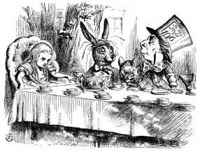 Cat Sitting On Glass Table A Writer S Mad Tea Party Gypsyscarlett S Weblog