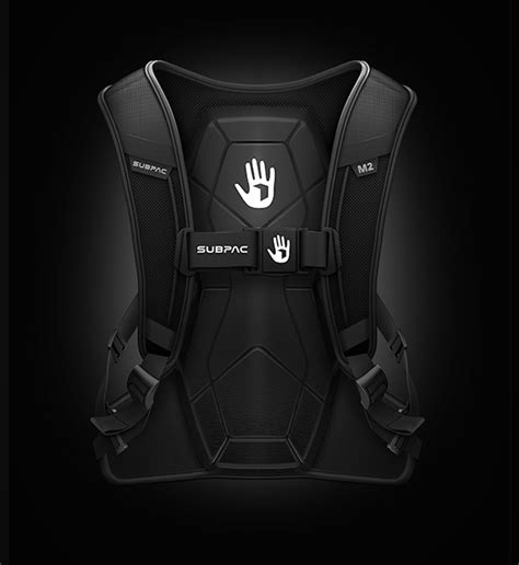 wearable subwoofer speakers backpack gearnova