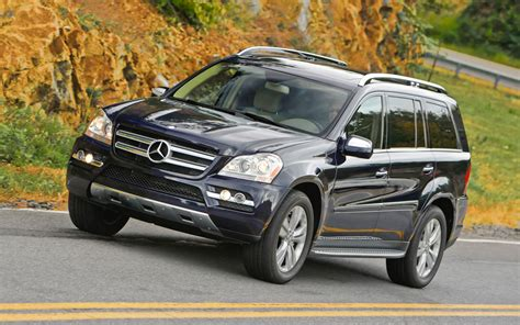 2012 mercedes benz gl450 front side view photo 4