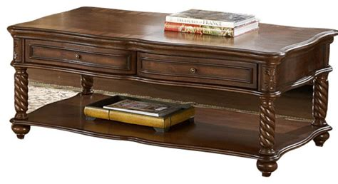 Set Table With Drawers by Homelegance Trammel 3 Coffee Table Set With Working