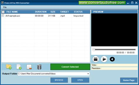 converter avi to mp4 free online free avi to mp4 converter 2 0 3 download congcencio