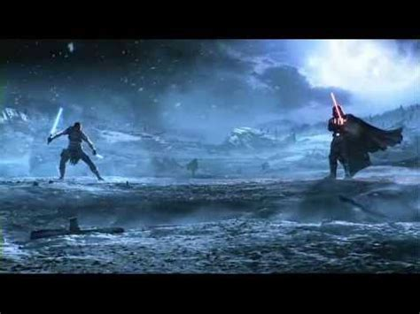 star wars the force 0241201160 star wars the force unleashed 2 game trailer youtube