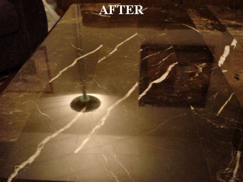 How To Restore Marble Floor Shine by Polishing Marble With A Marble Powder