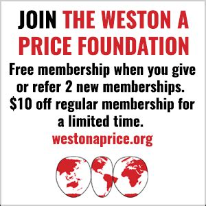 Weston Price Detox by Wapf Membership Caign Nourishing Traditions