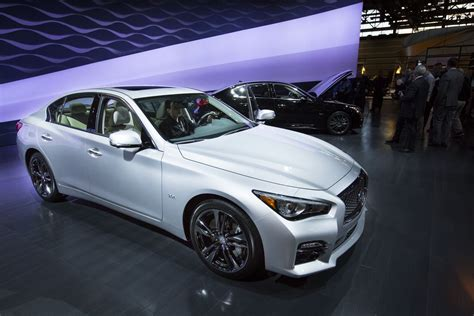 infiniti rolls out three new engines for the q50