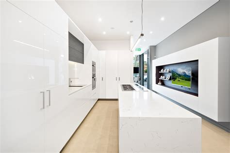 modern kitchens and bathrooms contemporary kitchens ideas