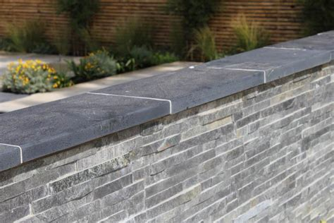 Slate Coping Stones Garden 2014 Pinterest Slate Garden Wall Coping Stones