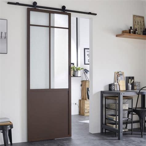 Porte D Atelier Coulissante 2942 by O 249 Trouver Une Porte Coulissante Atelier Style Verri 232 Re