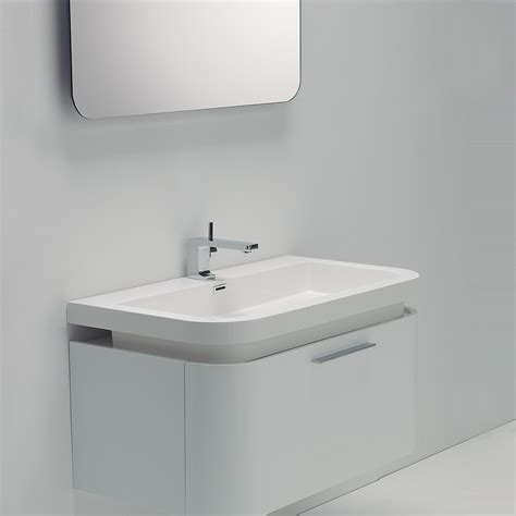 designer wall hung vanity units