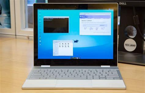 install linux   chromebook