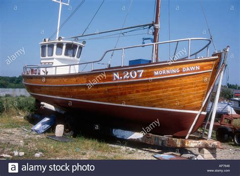 buy fishing boat ireland the carvel constructed wooden fishing boat morning dawn at