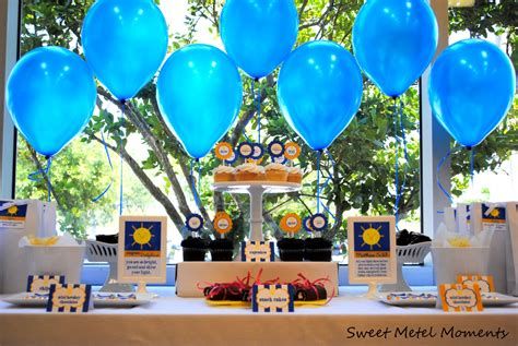 themes for kindergarten graduation sweet metel moments brody s preschool graduation party