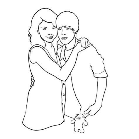 justin bieber coloring pages 3