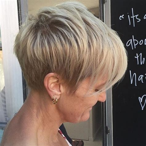 short fine hair on pinterest choppy bob haircuts short shag overwhelming short choppy haircuts for 2018 2019 bob