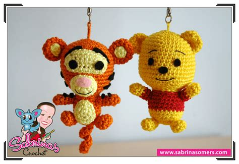 amigurumi pattern winnie the pooh sabrina s crochet tigger amigurumi winnie the pooh