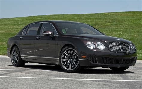 2012 bentley continental flying spur speed first test