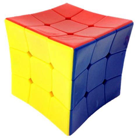 Rubik Magic Cube Yongjun 3x3 Guanlong Stickerless guom concave stickerless 3x3x3 magic cube 3x3x3 cubezz