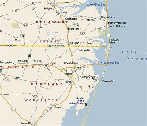 map maryland delaware beaches east coast beaches road trips with pictures