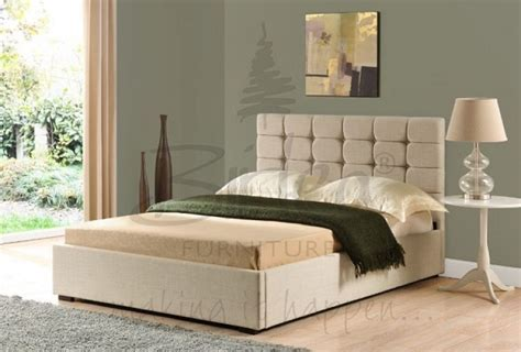 super king size ottoman bed birlea isabella 6ft super king size cappuccino upholstered