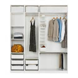 Ikea Closet Organizer Design - pax wardrobe with interior organizers ikea 10 year limited warranty read about the terms in the