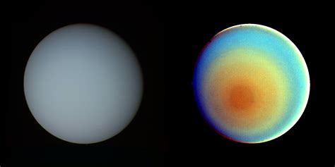what is the color of uranus the planet uranus universe today