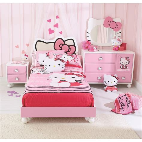 hello kitty home decor hello kitty bedroom decor home design ideas