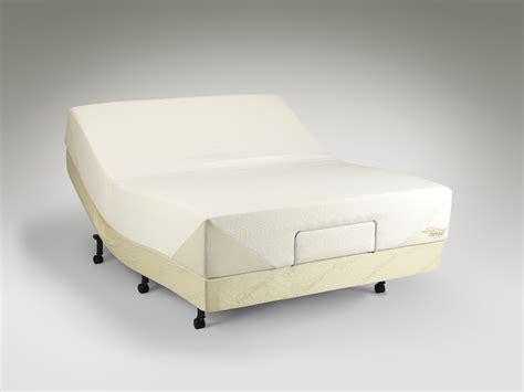 tempur pedic beds adjustable beds in bed frames