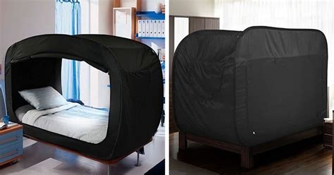 privacy pop tent bed bed tent by privacy pop helps you sleep soundly when you