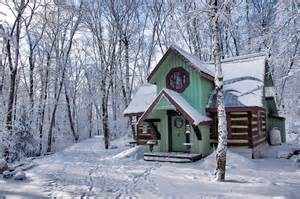Winter Log Cabin Rentals Winter Northern Edge Algonquin