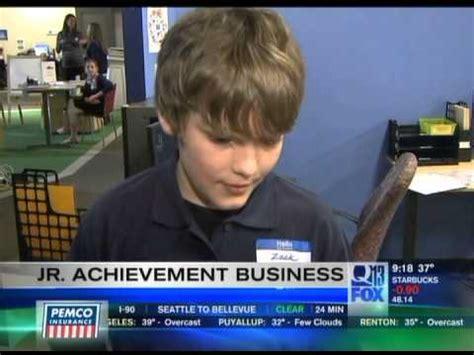 junior achievement washington q13 biztown feature 3 6 12 avi youtube