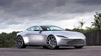 Aston Martin Db 10 Bond S Aston Martin Db10 Up For Auction Motoringbox