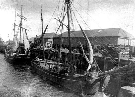 boat sales edinburgh sailing trawlers at granton middle pier