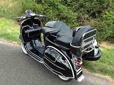 Piaggio Roller Gebraucht Kaufen by Vespa Piaggio Motorroller Mit Seitenwagen Aus Bestes