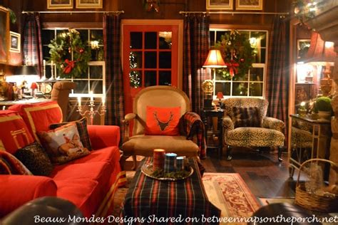 cabin living room decor ralph style decorating for warm cozy retreats