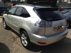Used Lexus Rx300 For Sale In Uk Used Lexus Rx 2004 Automatic Petrol 300 3 0 Se L 5 Door