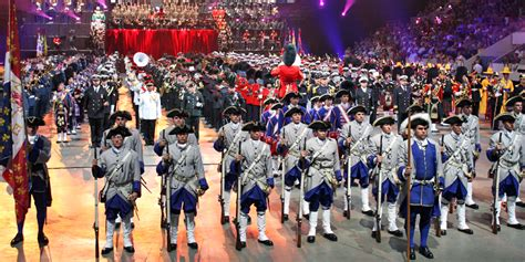 military tattoo quebec city qu 233 bec city 206 le d orl 233 ans and the beaupr 233 coast notable