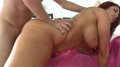 Curvy Redhead Latina Porn Goddess Wants To Ride A Fine