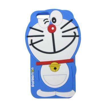 3d Softcase Doraemon Iphone 5 6 jual silicon kartun doraemon 3d softcase casing for