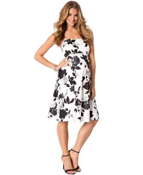 jessica simpson floral dress jessica simpson maternity floral print a line dress in