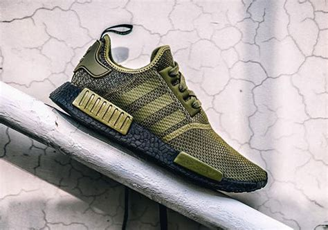 Ads Nmd Xr1 Olive Green wings horns x adidas nmds r2 pk collab unboxing review