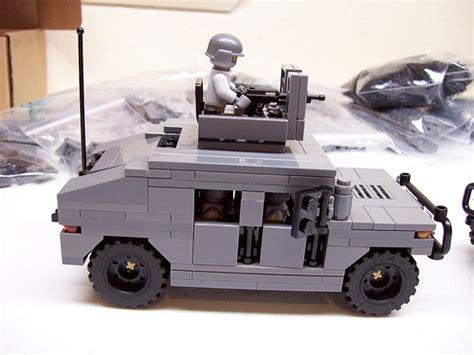 lego army humvee lego humvee autos weblog