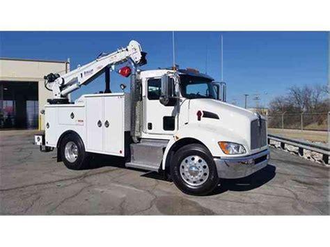 2016 kenworth price kenworth t270 2016 utility service trucks