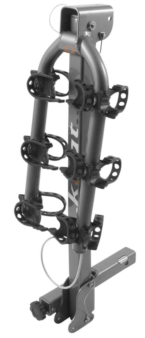 Kuat Alpha 3 Bike Hitch Rack by Hitch Bike Racks Etrailer