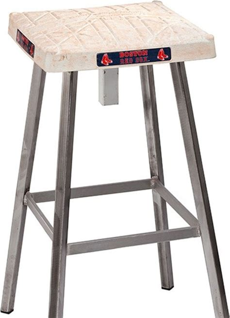 Baseball Base Bar Stools by Major League Baseball Bar Stool By Tokens Icons Eco