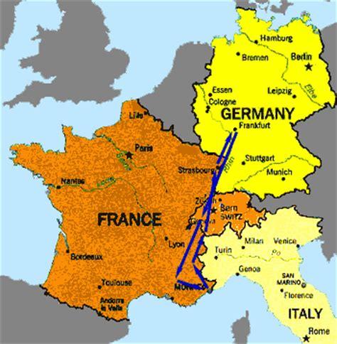 monaco europe map european roads the trip of a lifetime a drive to monaco
